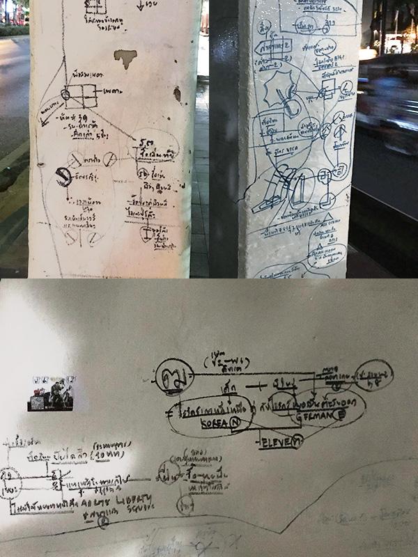 バンコクのイカしたストリートアート